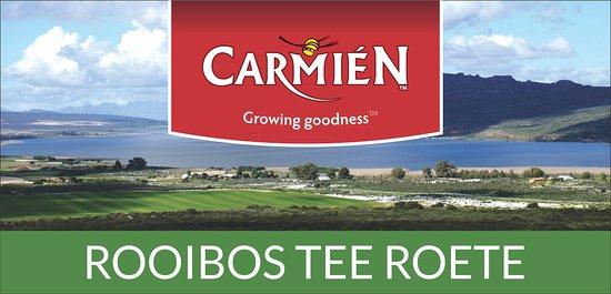 Elands Bay, Νότια Αφρική: We promote the Rooibos Tea Route