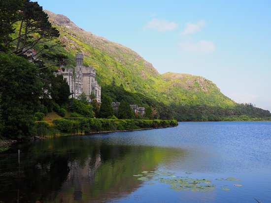 Carrick-on-Shannon, Irlande : Kylemore Abbey!!