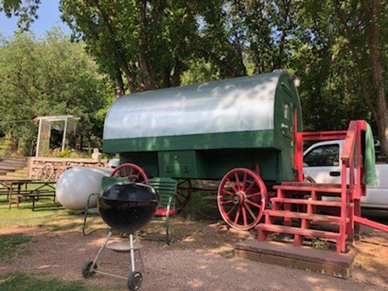 Redstone, CO: The Shepherd's Wagon