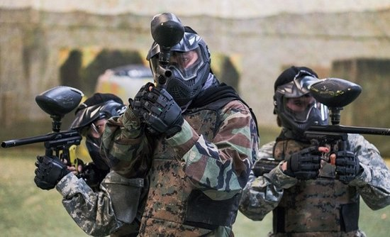 Reaktor Paintball