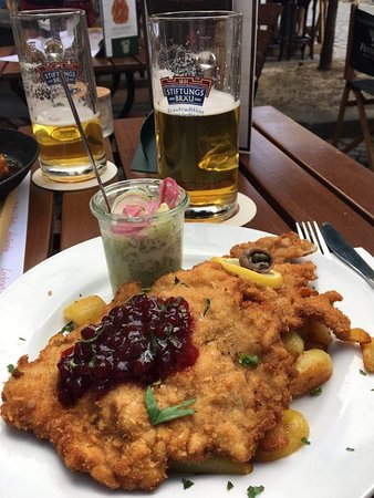 Schnitzel for madama