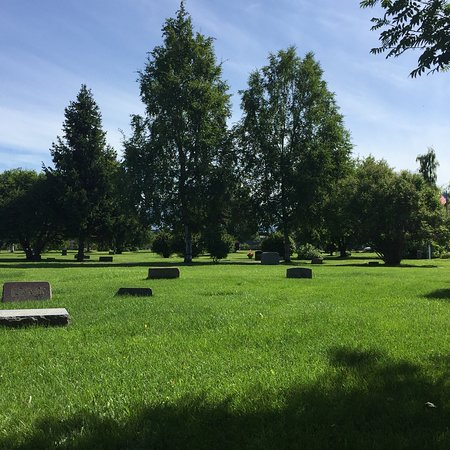 Anchorage Memorial Park Cemetery