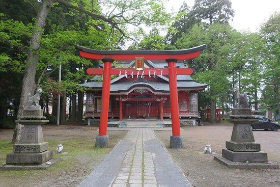 Sambongi Inari Shrine