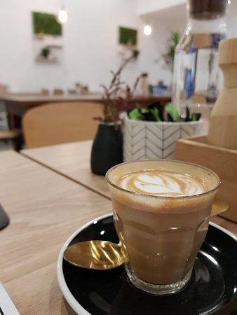 St Leonards, Australien: Nice Coffee