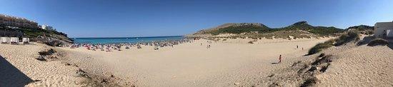 Cala Mesquida, Spanyol: Spiaggia