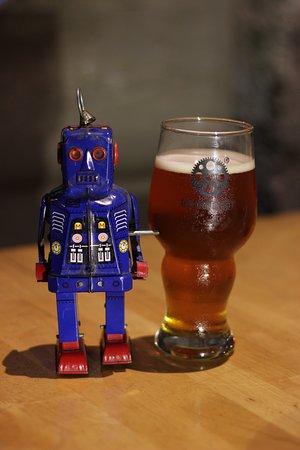 Brewbot Eatery & Pub Brewery: beer