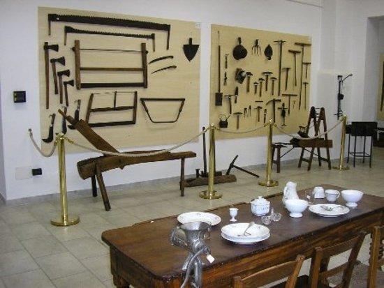 Castelveccana, Italien: Museo