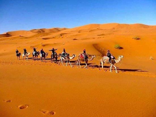 Morocco Desert Sahara Tours: morocco sahara