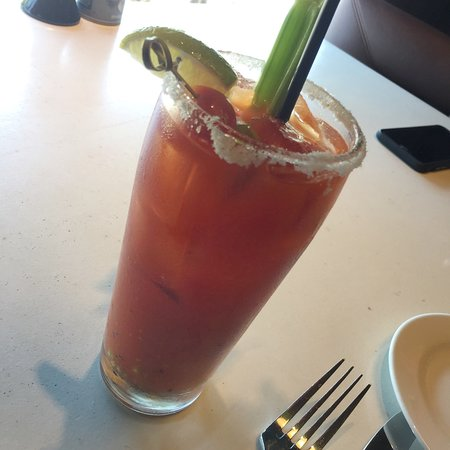 Paul Martin's American Grill: Bloody Mary