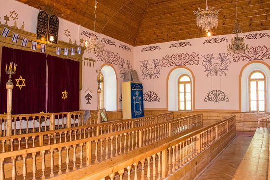 Akhaltsikhe Synagogue Interior