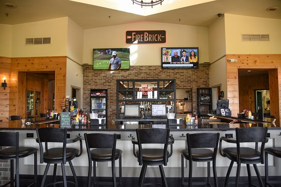 Iron River, MI: Bar at FireBrick