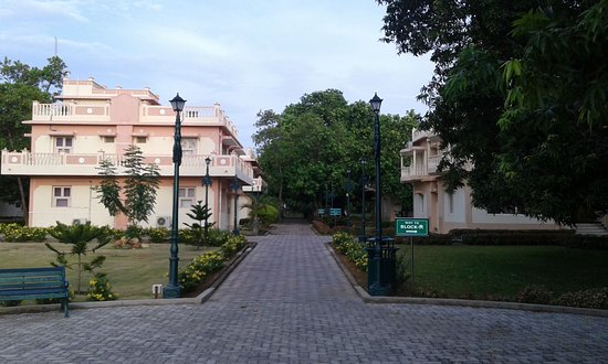 Andhra Pradesh, India: Oneness University