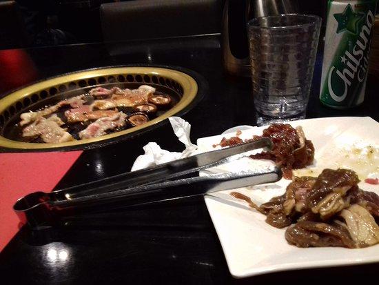 Hon Wo Korean Restaurant (Chuang's London Plaza): hon wo