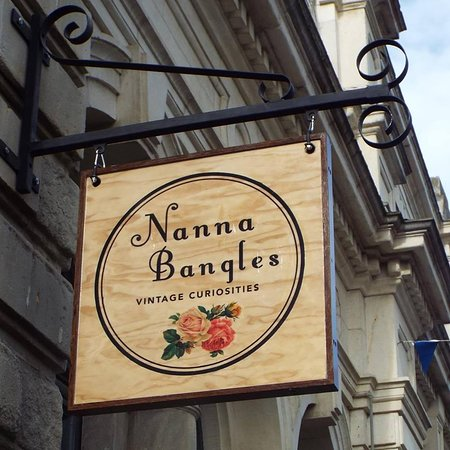 Oamaru, Nuova Zelanda: Our fantastic new sign