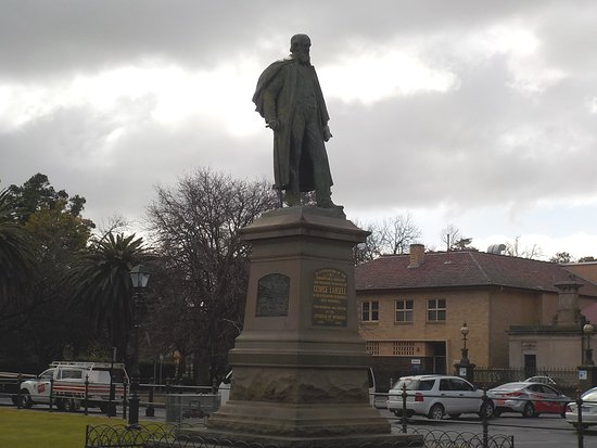 George Lansell Statue