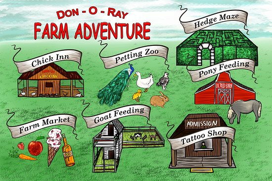 Don-O-Ray Farm Adventure