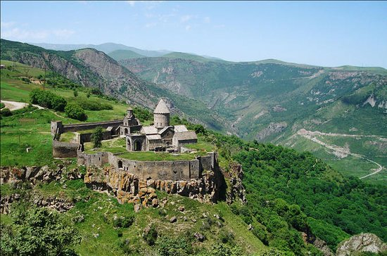 Full-Day Trip to Areni Winery, Tatev...