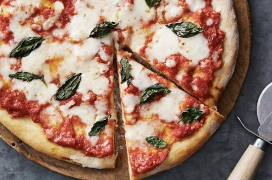 NYC pizza making class