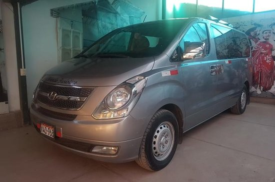 MINIVAN RENTAL - TRANSPORT TO SEE THE SITES IN CUSCO