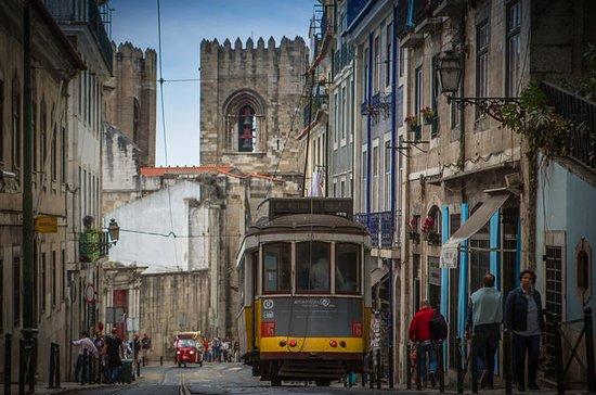 Lisbonne ville des sept collines...