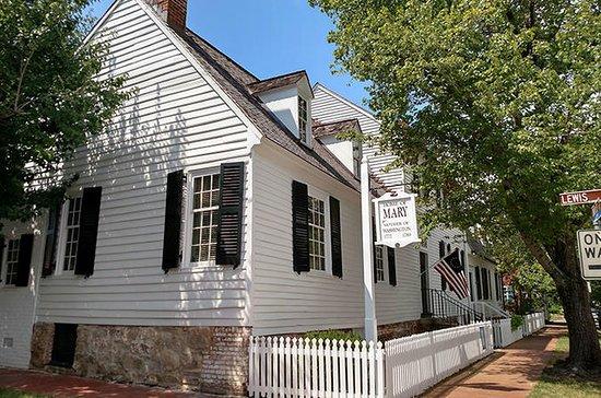 Mary Washington House General ...