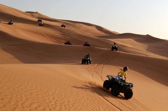 Dubai Quad Bike, Sandboard e Passeio...