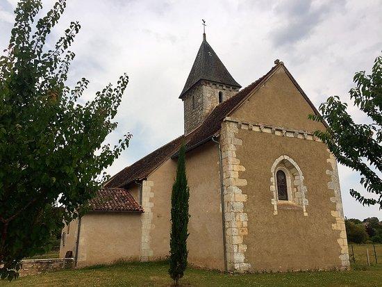 Eglise à Saint-Germain