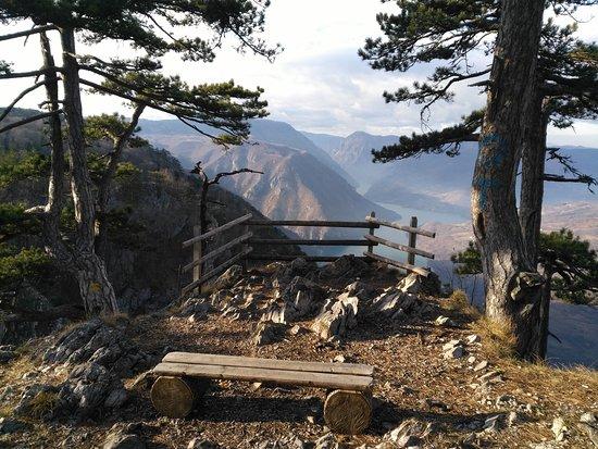 National Park Tara: Видиковац Бањска стена - најпознатији српски видиковац