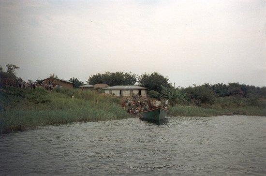 Yungu, Демократическая Республика Конго: Liaisons bateau sur le lac Tanganyika (1991)