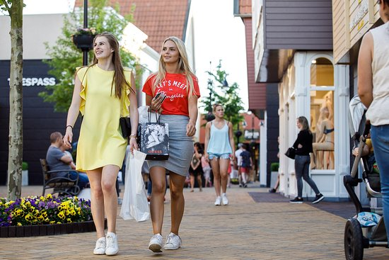 outlet korting