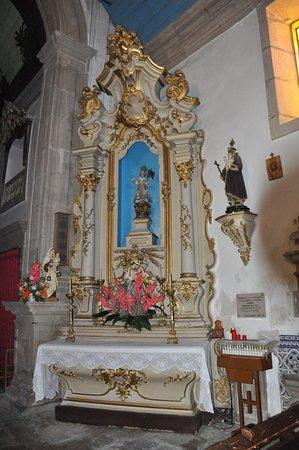 Igreja de Sao Pedro: Inside view.