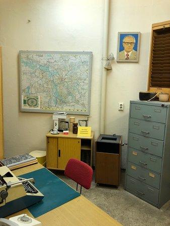 Museum in der Runden Ecke: Büro