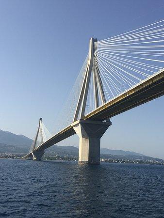 Antirrio, اليونان: Rio-Antirrio bridge