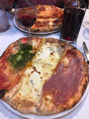 Моя итальянская пицца!