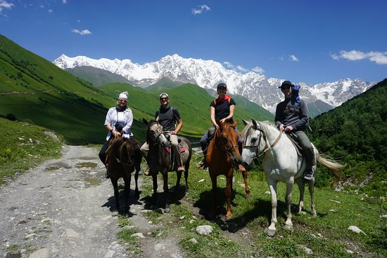 """Horse Rentals in Ushguli Official"""