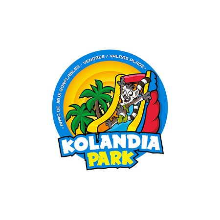 Vendres, France : Logo accueil kolandia park