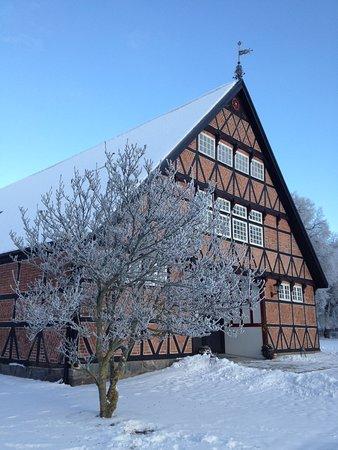 Eslöv, السويد: Korsvirkesstallet