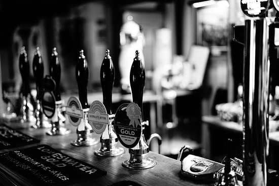 Loweswater, UK: Great own brewed beers