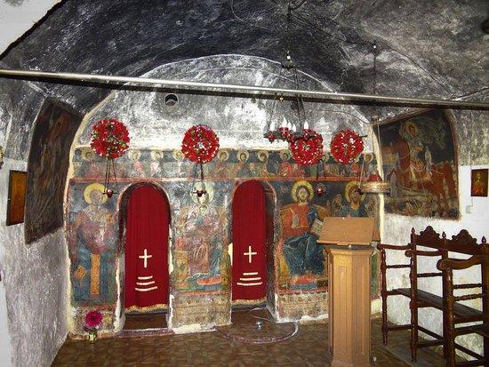 Kapsas, Греция: Άγιος Νικόλαος (Παλιός)