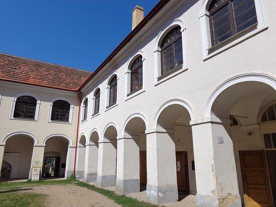 Zamek Lounovice pod Blanikem