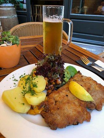 Restaurant Johann S.: Schnitzel