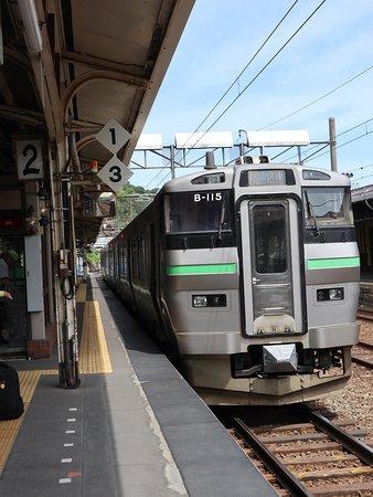 小樽站照片
