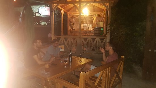 The Drinking Spot in Borjomi - Dimitri's Marani