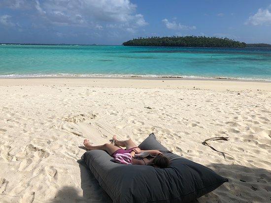 Mounu Island, Τόνγκα: time to chill