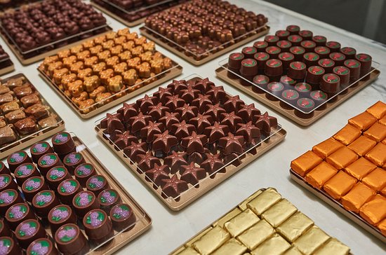 Ghraoui CHOCOLATE