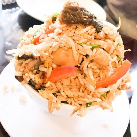 chifa chung yion - chifa union: So much food!