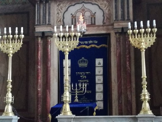 Central Sofia Synagogue (Tsentralna Sofiiska Sinagoga)
