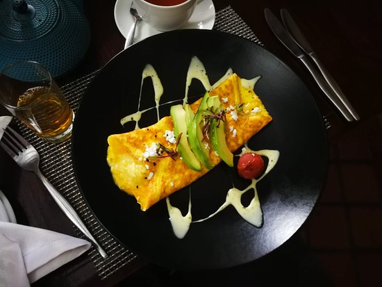 Opikopi Guest House: Breakfast Omelette