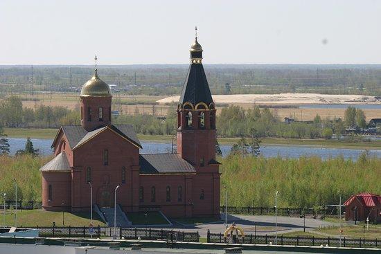 """Langepas, Rusia: Церковь иконы Божией Матери """"Всех скорбящих Радость"""""""