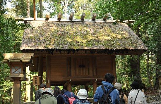 Ise, Ιαπωνία: 高床式だ